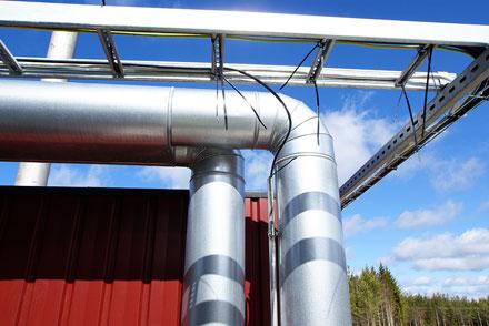 איך עוברים לגז טבעי במפעל מזון?