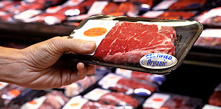 יום שני: מזון ללא בשר